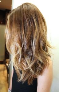 sombre haarkleur