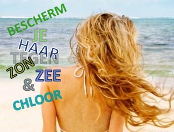 bescherm-je-haar-tegen-zon-zee-zwembadwater
